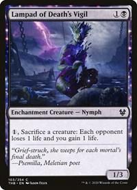 Lampad of Death's Vigil, Magic, Theros Beyond Death