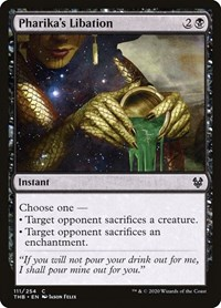 Pharika's Libation, Magic: The Gathering, Theros Beyond Death