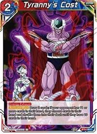 Emperor/'s Death Beam BT9-109 R Dragon Super TCG Blue Red