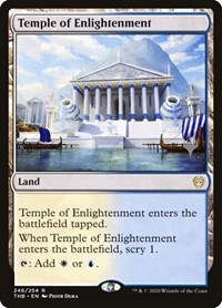 Temple of Enlightenment, Magic: The Gathering, Promo Pack: Theros Beyond Death