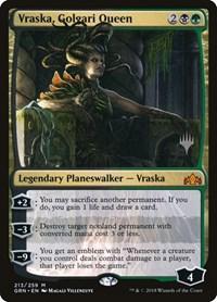 Vraska, Golgari Queen, Magic: The Gathering, Promo Pack: Theros Beyond Death