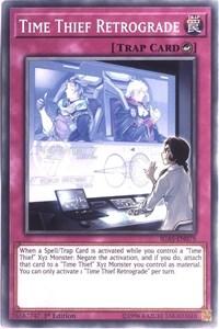 Time Thief Retrograde, YuGiOh, Ignition Assault