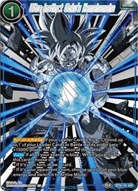 Ultra Instinct Goku's Kamehameha, Dragon Ball Super CCG, Universal Onslaught
