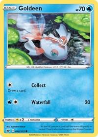 Goldeen (046), Pokemon, SWSH01: Sword & Shield Base Set