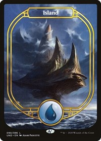 Island (Full Art), Magic: The Gathering, Unsanctioned