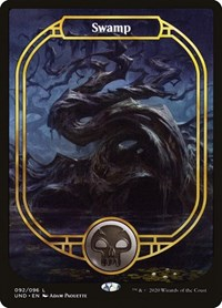 Swamp (Full Art), Magic: The Gathering, Unsanctioned