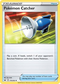 Pokemon Catcher, Pokemon, SWSH01: Sword & Shield Base Set