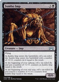 Jumbo Imp, Magic: The Gathering, Unsanctioned