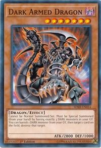Dark Armed Dragon, YuGiOh, Structure Deck: Shaddoll Showdown