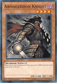 Armageddon Knight, YuGiOh, Structure Deck: Shaddoll Showdown
