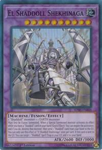 SDSH-EN049 Shaddoll Fusion Super Rare Mint YuGiOh Card