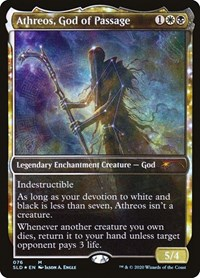 Athreos, God of Passage, Magic: The Gathering, Secret Lair Drop Series