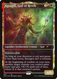 Xenagos, God of Revels, Magic: The Gathering, Secret Lair Drop Series