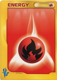 Fire Energy (JP VS Set Unnumbered), Pokemon, Miscellaneous Cards & Products