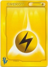 Lightning Energy (JP VS Set Unnumbered), Pokemon, Miscellaneous Cards & Products