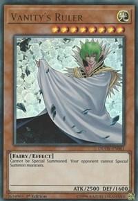 Vanity's Ruler, YuGiOh, Duel Overload