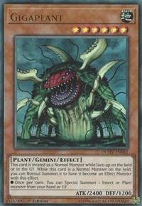 Gigaplant, YuGiOh, Duel Overload
