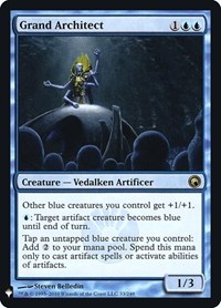 Grand Architect, Magic: The Gathering, Mystery Booster: Retail Exclusives