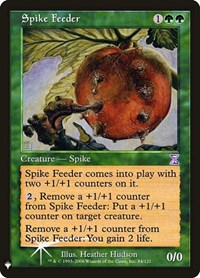 Spike Feeder, Magic: The Gathering, Mystery Booster: Retail Exclusives