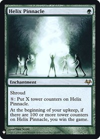 Helix Pinnacle, Magic: The Gathering, Mystery Booster: Retail Exclusives
