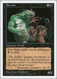 Derelor, Magic, Fifth Edition