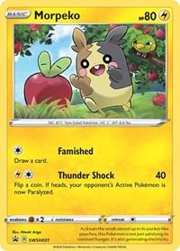 Morpeko - SWSH031, Pokemon, SWSH: Sword & Shield Promo Cards