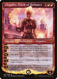 Chandra, Torch of Defiance, Magic: The Gathering, Signature Spellbook: Chandra