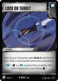 Lock On Target, Transformers TCG, Titan Masters Attack