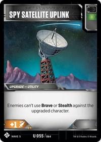 Spy Satellite Uplink, Transformers TCG, Titan Masters Attack
