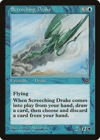 Screeching Drake, Magic, Portal Second Age