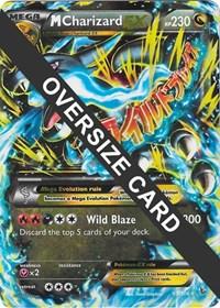 M Charizard EX - 69/106 (Flashfire - Form X), Pokemon, Jumbo Cards
