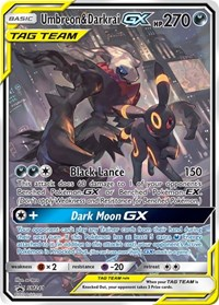 Umbreon & Darkrai GX - SM241, Pokemon, SM Promos