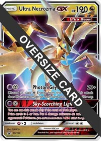 Ultra Necrozma - SM126 (SM Black Star Promo), Pokemon, Jumbo Cards