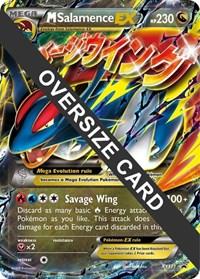 Salamence - XY171 (XY Black Star Promo), Pokemon, Jumbo Cards