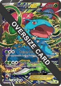 Venusaur EX - XY123, Pokemon, Jumbo Cards