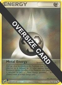 Metal Energy - 94/109 (EX Ruby & Sapphire), Pokemon, Jumbo Cards