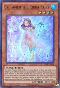 Cyclamen the Rikka Fairy, YuGiOh, Secret Slayers