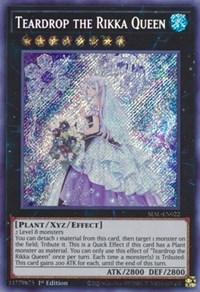 Teardrop the Rikka Queen, YuGiOh, Secret Slayers