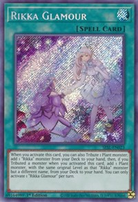 Rikka Glamour, YuGiOh, Secret Slayers