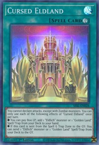 Cursed Eldland, YuGiOh, Secret Slayers