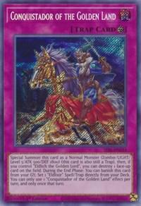 Conquistador of the Golden Land, YuGiOh, Secret Slayers