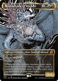 Illuna, Apex of Wishes (Showcase), Magic: The Gathering, Ikoria: Lair of Behemoths