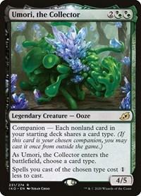 Umori, the Collector, Magic: The Gathering, Ikoria: Lair of Behemoths