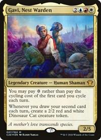 Gavi, Nest Warden, Magic: The Gathering, Commander 2020