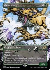 Gemrazer (Showcase), Magic: The Gathering, Ikoria: Lair of Behemoths