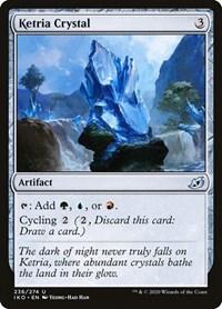 Ketria Crystal, Magic, Ikoria: Lair of Behemoths