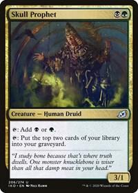 Skull Prophet, Magic, Ikoria: Lair of Behemoths