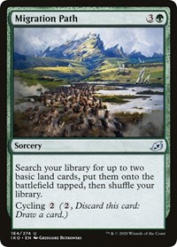 Migration Path, Magic: The Gathering, Ikoria: Lair of Behemoths