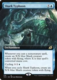 Shark Typhoon (Extended Art)