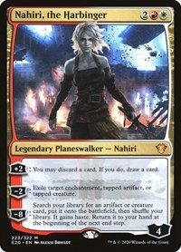 Nahiri, the Harbinger, Magic, Commander 2020